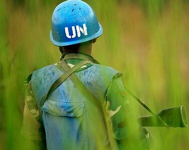 MONUC Peacekeepers in Shooting Exercise by United Nations Photo with cc license from Flickr