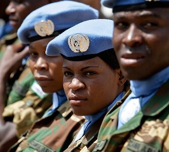 UN Peacekeepers Day in Abyei by United Nations Photo with cc license from Flickr