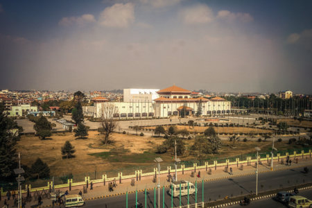 Swapnil Archarya_Constitution Assembly Building Nepal_(CC BY 2.0)