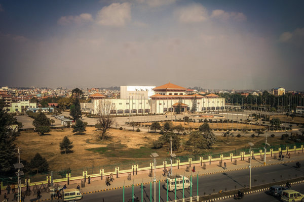 Photo: Swapnil Archarya Constitution Assembly Building Nepal (CC BY 2.0)