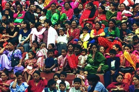 Durbar crowd by Brigadier Chastity Crispbread adapted with cc license from Flickr: http://www.flickr.com/photos/97938415@N00/3776801969/in/photolist-6KK6Dk-6KPcSh-d9UdnD-5X5hQ-bF36is-cf9BKm-cjJXGN-975jAX-9TYwgs-975j1c-4GgT27-cjGYXd-6dQ6wc-7zxwmK-gxBwug-cUGszq-cUFwkf-cKqfyb-cKqd9m-9XN5PS-6dUekY-4LHTAz-cUFjgY-f3osCN-bF31EC-bTWL6g-bF31HG-9j9yzW-7eKNym-6eYTvE-ahPMMk-4742di-7FtMbq-7FtMbA-7FtMbs-7FtP3S-7FtP3Q-7FtP3L-7FtP3A-7FtMbd-7FtMbw-7FtP3u-7FtMbG-wDEx7-66u9D7-akWJu6-baGWbP-6i4Qh-bK8akP-5xfqNY-bUsUdL