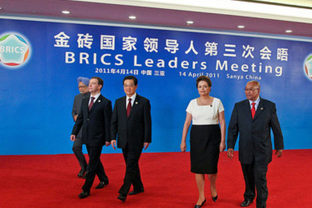 Brics Leaders Meeting 2011 by Blog do Planalto under CC license on Flickr