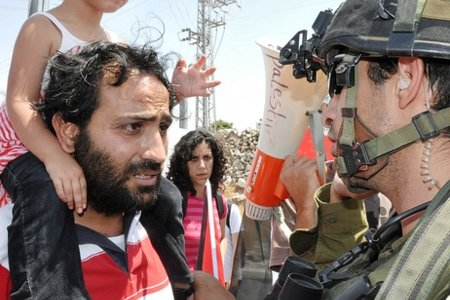 7-9 Al Ma'sara Demonstration by Kara Newhouse